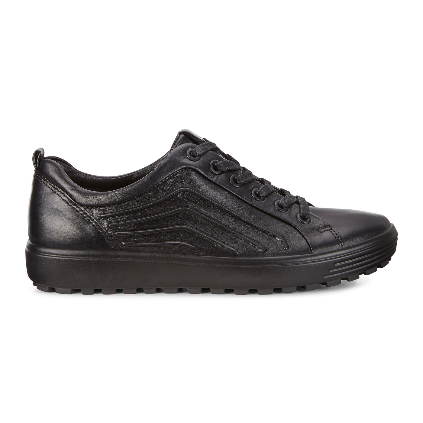 ECCO SOFT7 TRED Womens Sneaker Lace