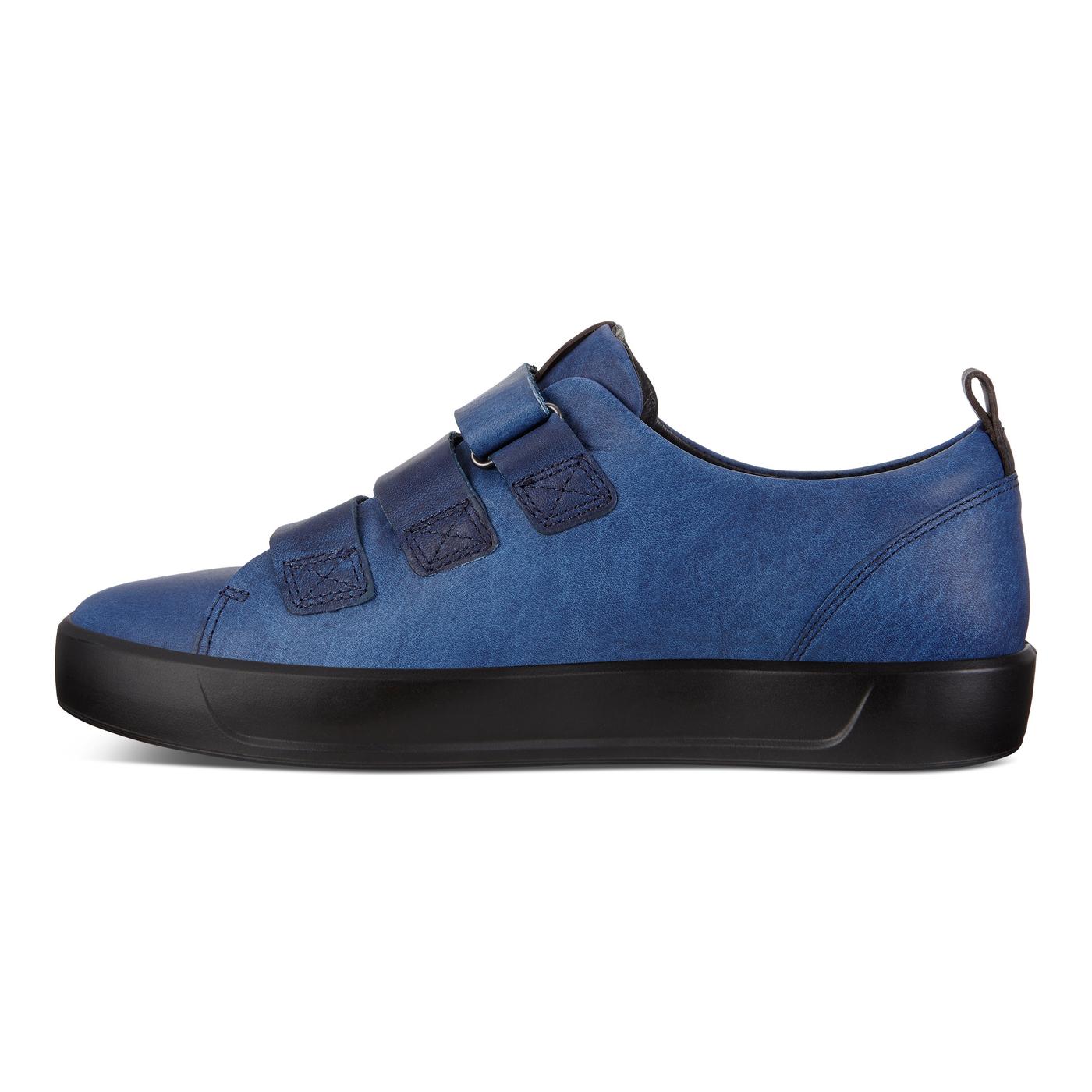 ECCO SOFT8 Mens Strap Sneaker II