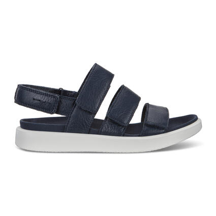 ECCO FLOWT Womens 3-Strap Sandal