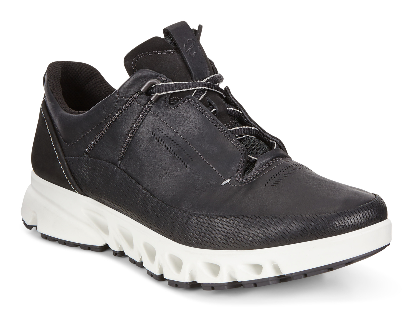 ECCO MULTI-VENT Womens Leather Sneaker