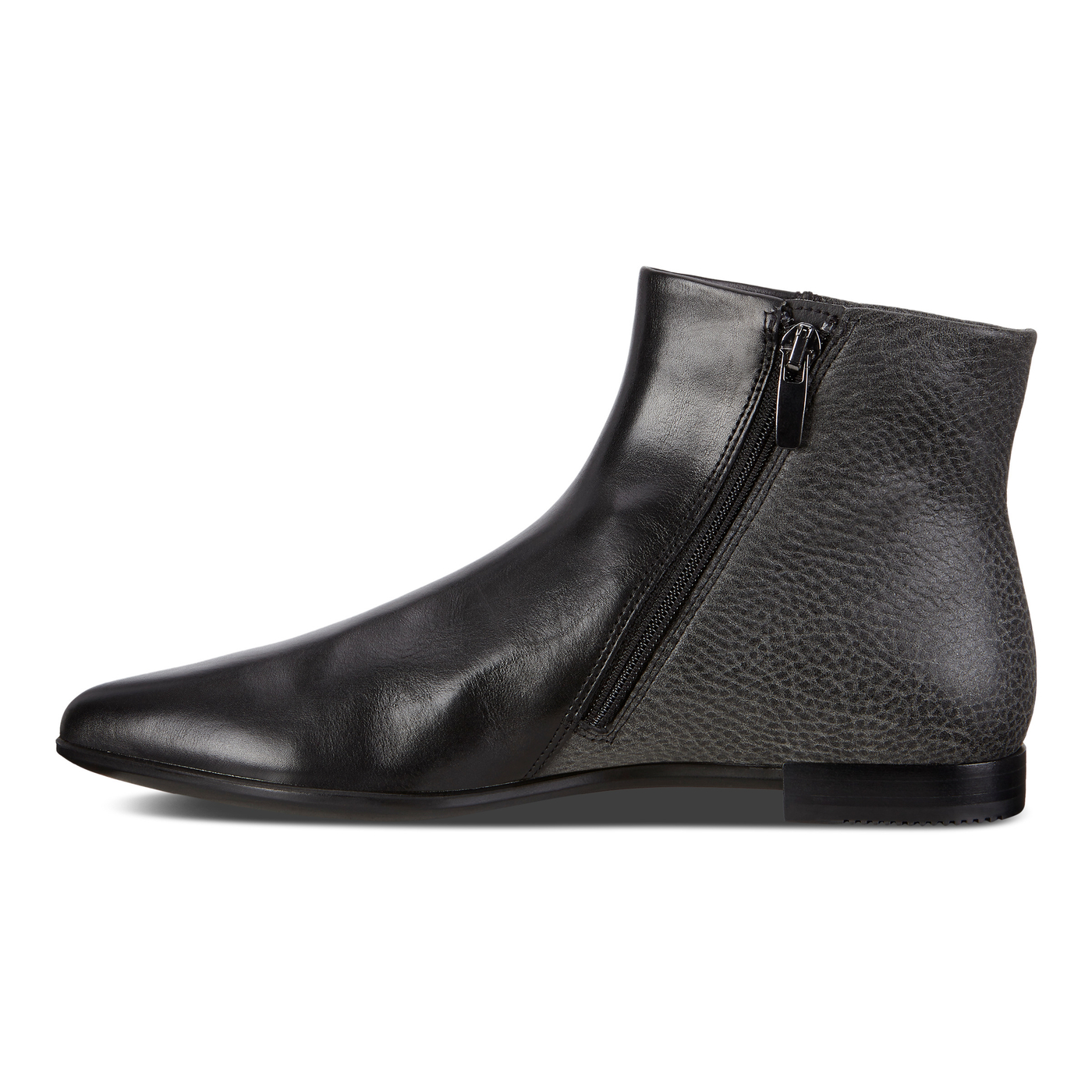 ECCO SHAPE POINTY BALLERINA Shinebright Ankle Boot