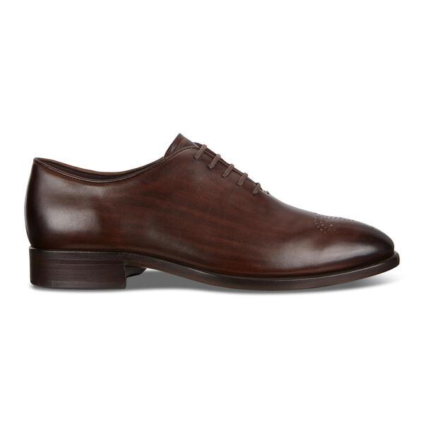 ECCO VITRUS MONDIAL Whole-cut Oxford Tie Brogue