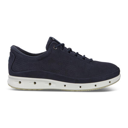 ECCO COOL Mens Embossed Leather Sneaker GTX
