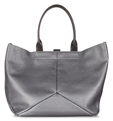 ECCO ELLA Metallic Shopper Bag