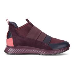 ECCO ST.1 Womens Mid Cut Sneaker Slip-On