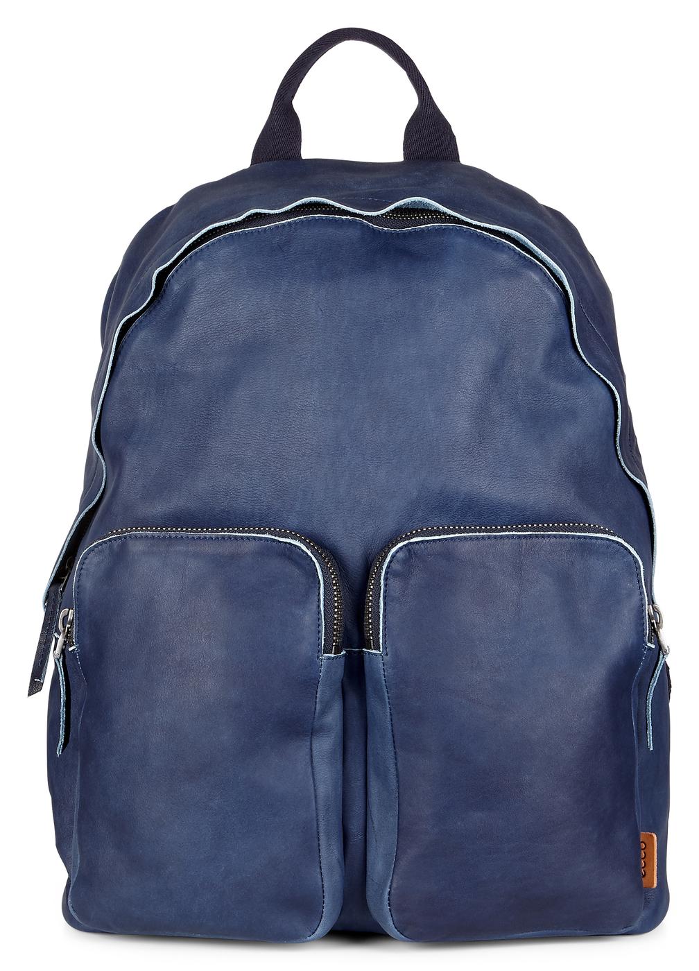 ECCO CASPER Backpack indigo